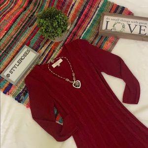 📌Kasper sweater dress - sz M